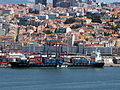 Amber Lagoon - IMO 9138123 - Callsign V7FS4 at Lisbon, Portugal.JPG