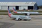 American Airlines B737 (N879NN) and A321 (N134NN) at Miami International Airport.jpg