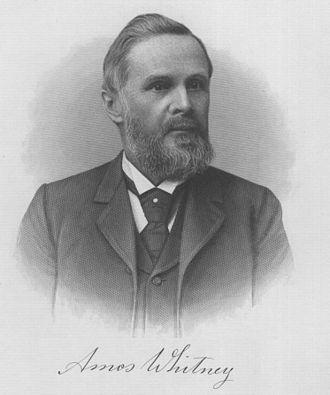 Amos Whitney - Amos Whitney
