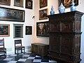 Amsterdam - Rembrandthuis - antechamber 2.JPG
