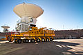 An ALMA Antenna on the Move.jpg