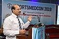 Ananda Kishore Pal Presents - On Field Management of Sports Injury - SPORTSMEDCON 2019 - SSKM Hospital - Kolkata 2019-03-17 3559.JPG