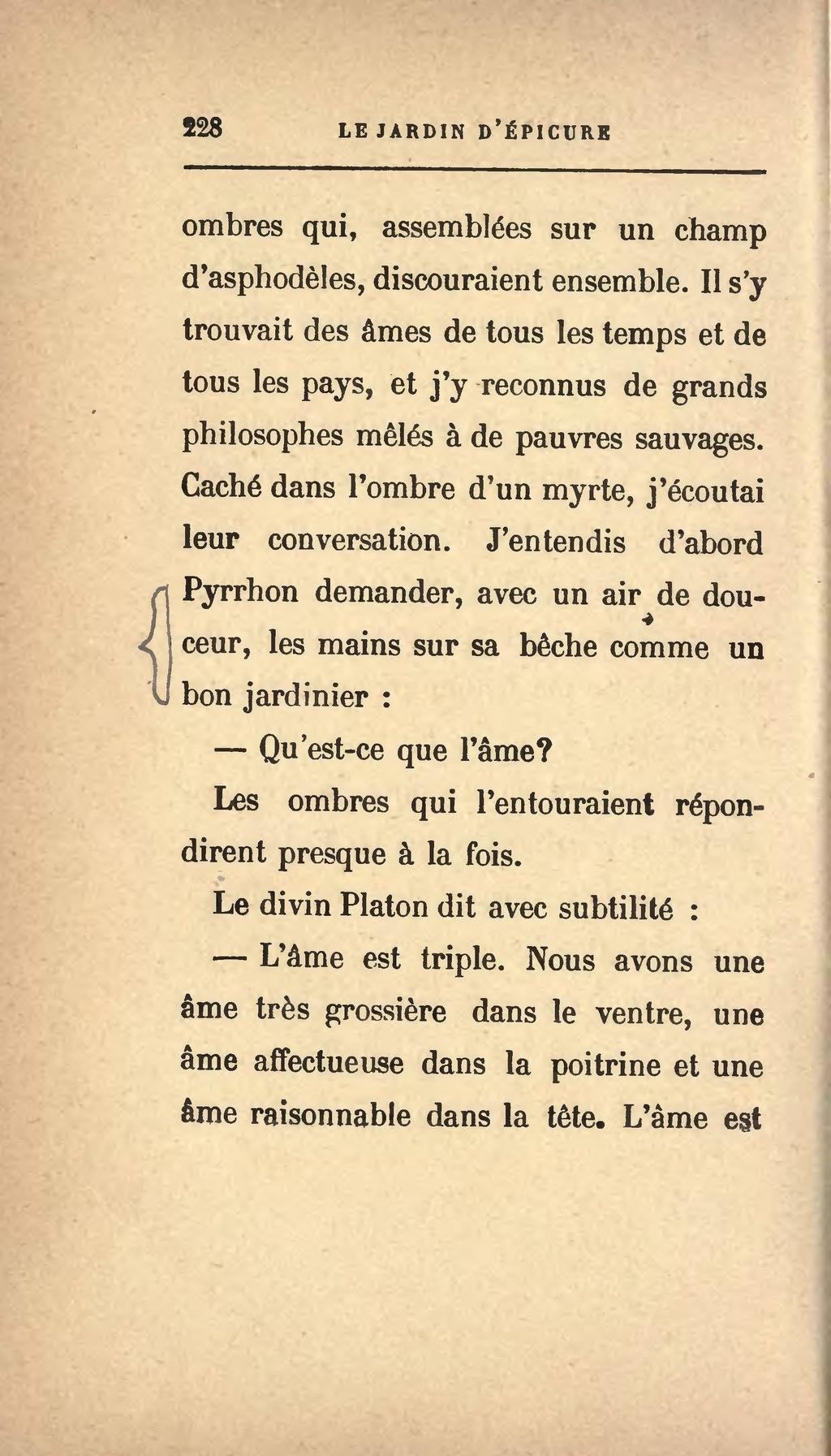 Page Anatole France Le Jardin D Epicure Djvu 242 Wikisource