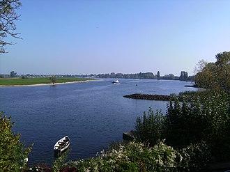 Afgedamde Maas - Near Andel