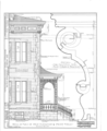 Andrew Thompson House, Honesdale, Wayne County, PA HABS PA,64-HOND,1- (sheet 11 of 50).png