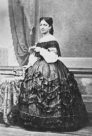 Ángela Peralta - Ángela Peralta circa 1875