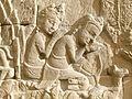 Angkor - Bayon - 050 Resting (8581880560).jpg