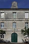 Angoulême Lycée Guez de Balzac entrée 2012