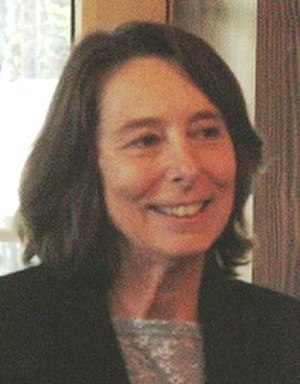 Ann Beattie - in April 2006