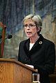 Anne-Grete Stroem-Erichsen, forsvarsminister Norge, talar vid Nordiska radets session i Kopenhamn 2006.jpg