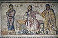 Antakya Archaeology Museum Theatrics mosaic sept 2019 6076.jpg