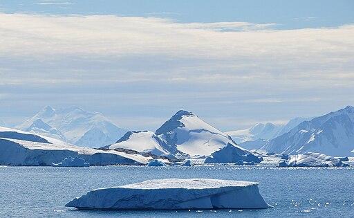 Antarctica (7), Laubeuf Fjord, Webb Island