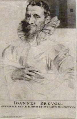 Jan Bruegel, de Jongere