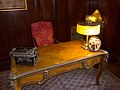 Antique writing desk - Casa Loma.jpg