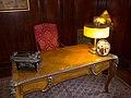Antique writing desk - Casa Loma.jpg