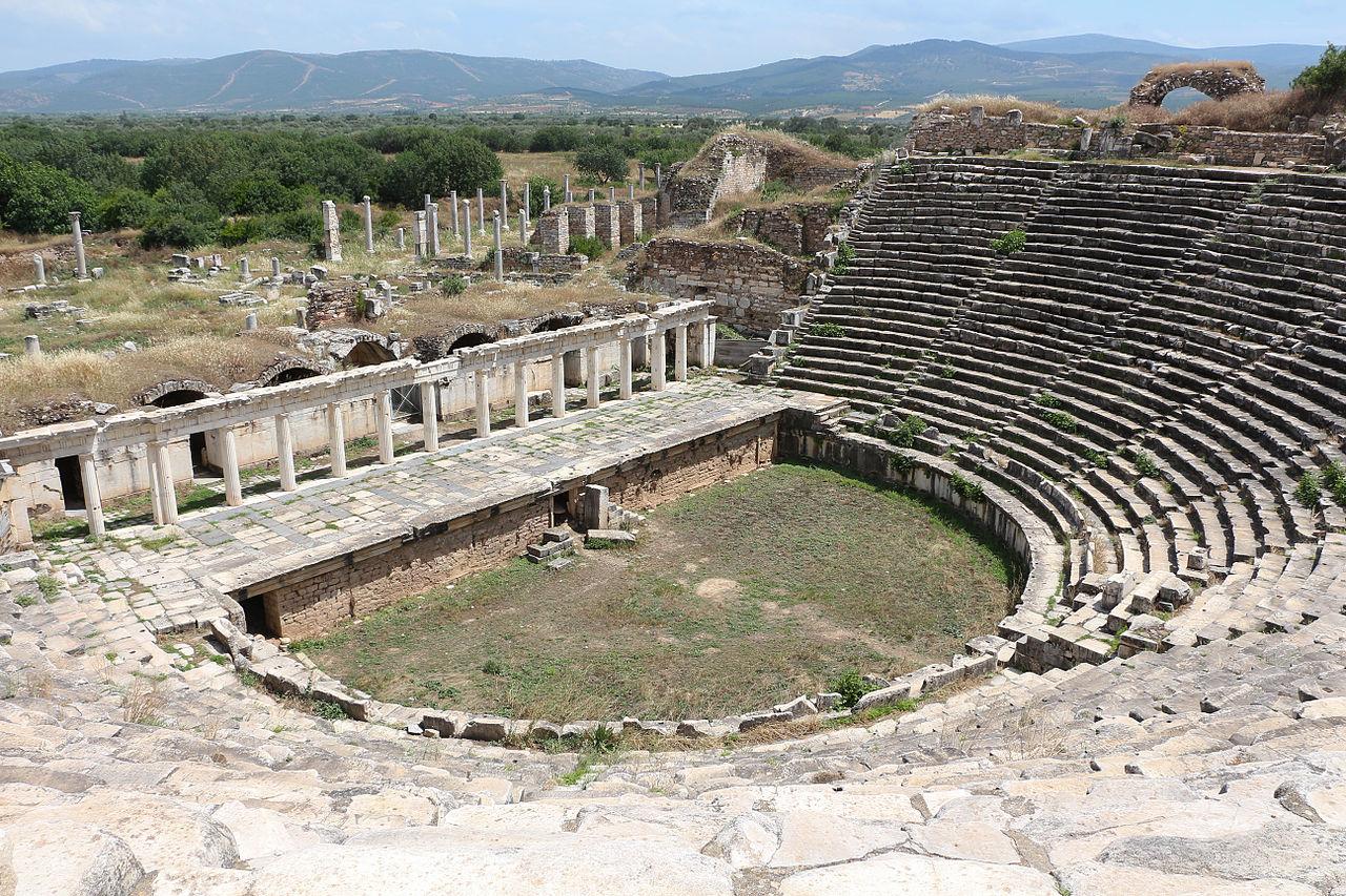 Aphrodisias - Roman Theatre 02.jpg