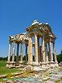 Aphrodisias - Termple ruins - Phenomenal Clarity of Light - panoramio.jpg