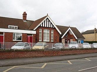 Appleton Roebuck - Image: Appleton Roebuck Primary School geograph 716177