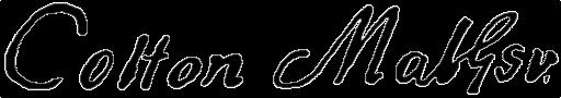 Appletons' Mather Richard - Cotton signature