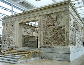 Image illustrative de l'article Ara Pacis