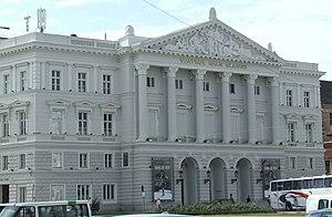 """Ioan Slavici Classical Theatre - Classic Theatre """"Ioan Slavici"""""""