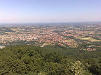 Arandjelovac from Bukulja.jpg