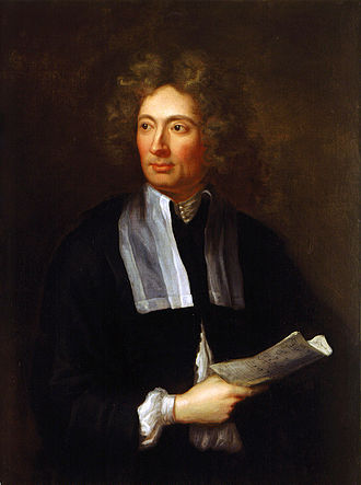 Arcangelo Corelli - Portrait of Arcangelo Corelli by the Irish painter Hugh Howard (1697)