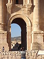 Arch of Hadrian. Jerash, Jordan 17.JPG