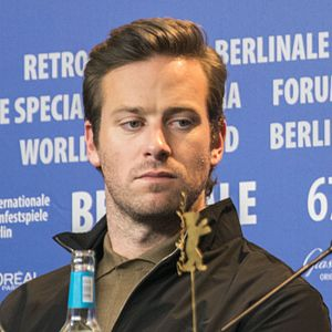 Armie Hammer - Hammer at the 67th Berlin International Film Festival, 2017
