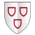 Arms of Sir Richard Fitz-Simon, KG.png