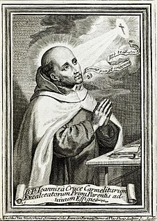 John of the Cross Spanish Catholic priest, friar, mystic, and saint