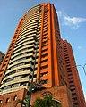 Arquitectura de Sabana Grande Caracas Venezuela Foto de Vicente Quintero Residencias Pórtico del Este.jpg