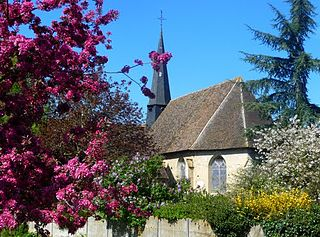 Croth Commune in Normandy, France