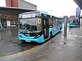 Arriva Kent & Surrey YX17NYD, Chatham Bus Station, 15 January 2018.jpg
