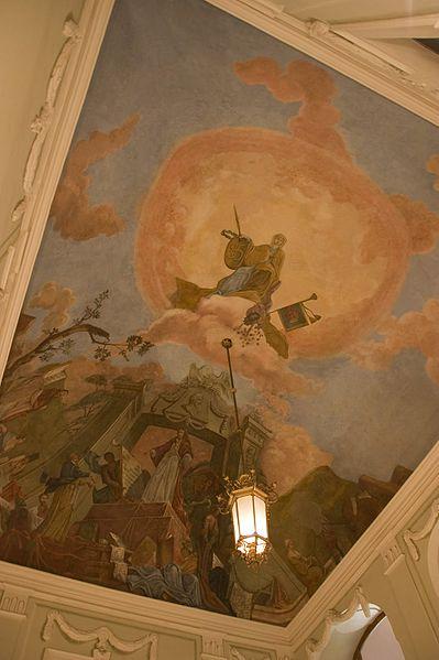 File:Art inside a government building in Košice.jpg