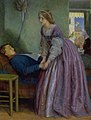 Arthur Hughes (1832-1915) - That was a Piedmontese ... - N05244 - National Gallery.jpg