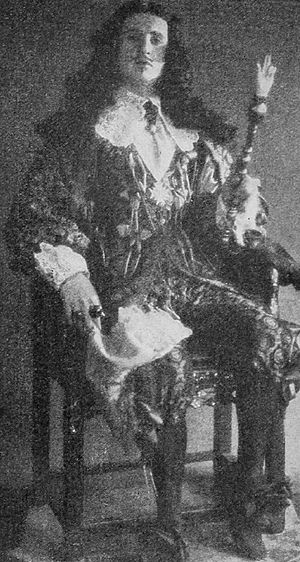 Bardelys the Magnificent - Arthur Lubin as King Louis XIII