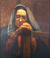 Arthur Timotheo da Costa, Rezando, 1905, 54,5 x 46,5 Photo Gedley Belchior Braga.jpg