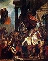 Artista Eugene Delacroix (1798-1863) Obra La Justicia Año de origen 1840 Tamaño original 396 x 495 cm estilo Romanticismo técnica Pintura al óleo sobre lienzo papel tema Alegorías.jpg