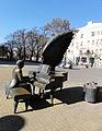 Artur Rubinstein piano statue (7993529256).jpg