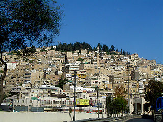 governorate of Jordan