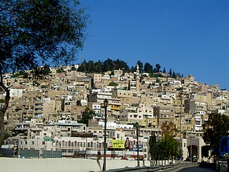 Balqa Governorate - The city of Al-Salt is the capital of Balqa Governorate