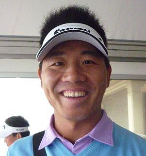 Wu Ashun Chinese golfer