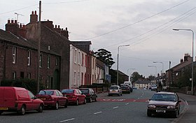 Aspatria, west approach - geograph.org.uk - 51834.jpg