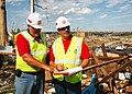Assessing debris from the Joplin tornado (5882203307).jpg