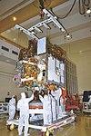 Astrosat-1 prelaunch preparation in cleanroom 01.jpg