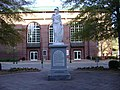 Athena Statue in front of Classic Center.JPG