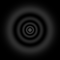 Same orbital showing 2πr|ψ|² instead of 4πr²|ψ|².
