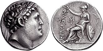 Attalus I - Image: Attalos I tetradrachm 241 76003063