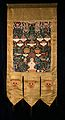 Attributes of Las-mkhan Putra Min Srin in a Tibetan Wellcome V0018259.jpg